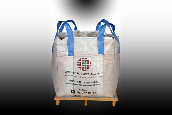 Vente de terre battue vente de granulats pour pistes - Big bag terre vegetale ...